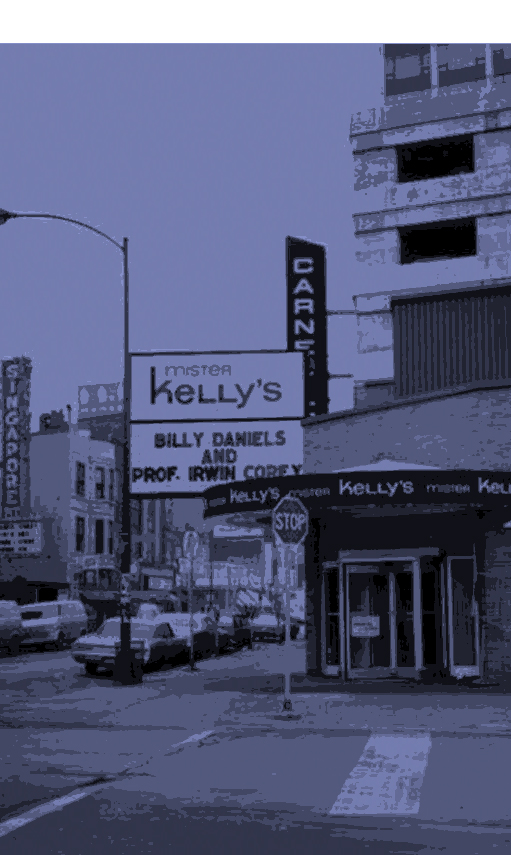 Mister Kelly's - a familiar landmark